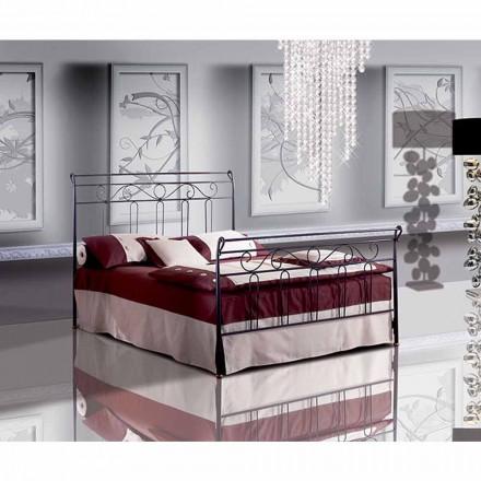En säng och en halv Square smidesjärn Garofano