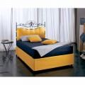 En säng och en halv Square smidesjärn Lira