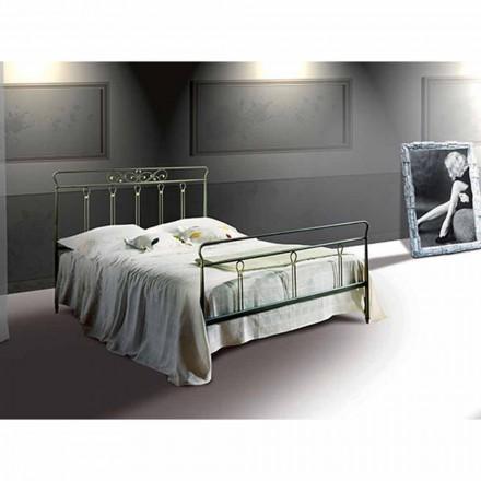 En säng och en halv Square smidesjärn Pan