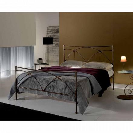 En säng och en halv Square smidesjärn Persephone
