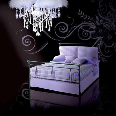 En säng och en halv Square smidesjärn Perseus