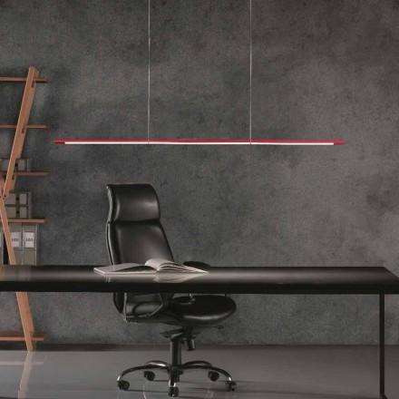 Leucos Volta inställbar fjädring lampa 360 ° med beröring dimmer