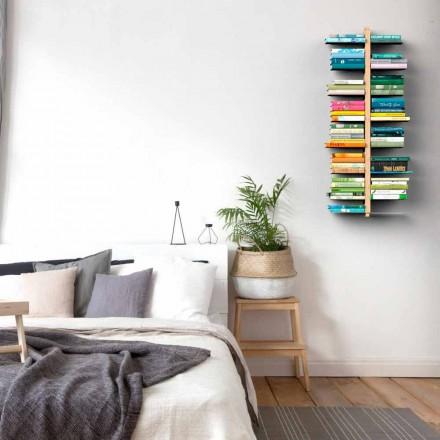 Bibliotek modern design vägg faster Bice