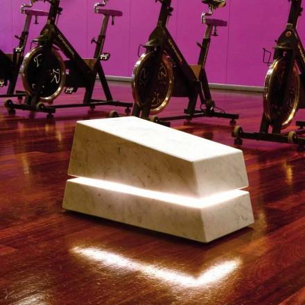 fullständig belysning Marble ljud diffusor Minimal Sound