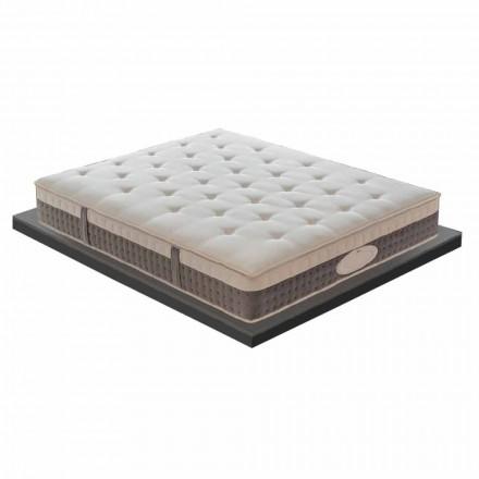 En och en halv madrass i högkvalitetsminne H 25 cm - Silvestro