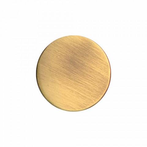 3-hålsblandare för bidé i mässing Klassisk design tillverkad i Italien - Shelly