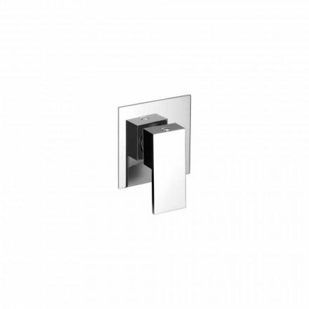 Made in Italy Design Brass Inbyggd duschblandare - Panela