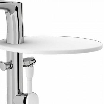 Badkar Deck Mixer i mässing av Made Italy Design - Benello