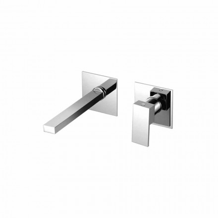 Made in Italy Design Wall Basin Mixer - Panela