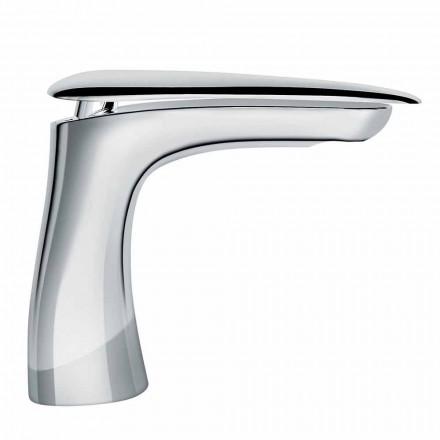 Tvättställsblandare i mässing tillverkad i Italien - Miriade