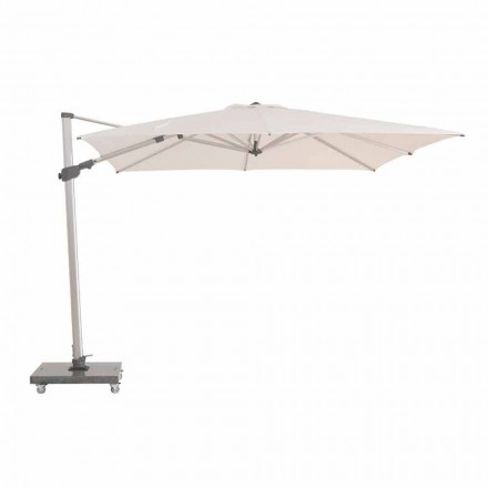 Utomhusparaply, 3x3 med högkvalitativt tygöverdrag - Venere av Talenti