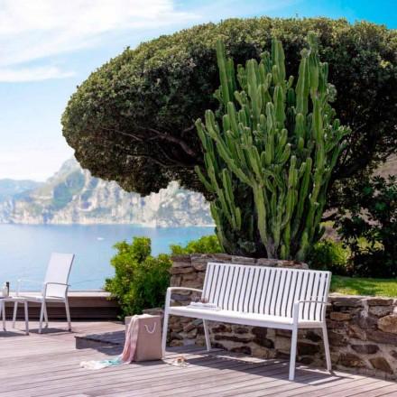 Modernt design trädgårdsbänk Lady by Talenti