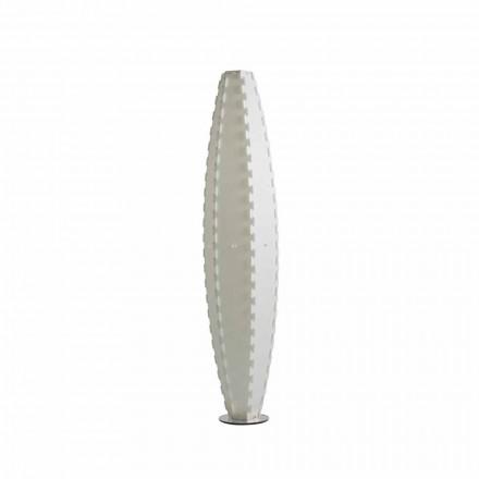Golv modern italiensk design Gisele, 34xH155 cm diameter
