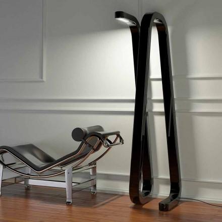 Golvlampa av modern design gjord i Italien, Sirolo