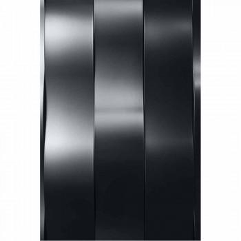 5 bar design stål elektrisk strålningsplatta upp till 1000 watt - flod