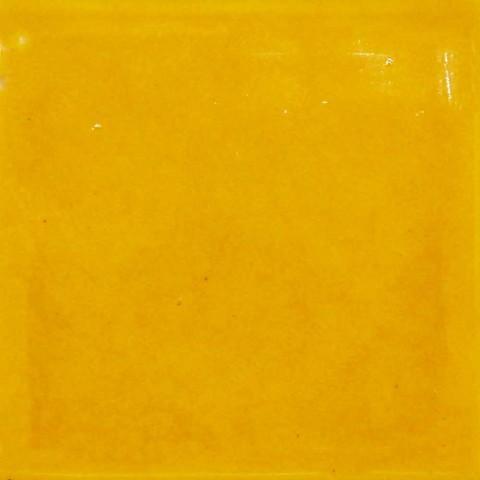 Taklampa i toskansk majolica och mässing, 30 cm, Rossi - Toscot