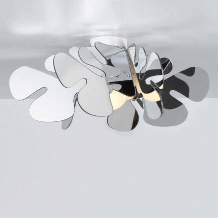 metakrylat tak cromolite modern design, L.53xP.53 cm, Debora