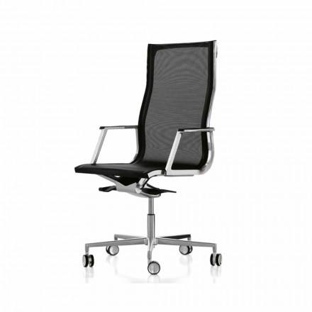 Ergonomisk kontorsstol modern design Nulite Luxy