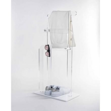 Badhandduksställ i plexiglas PMMA, Zanica