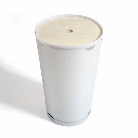 Tvättkorg med modern design container Marlis