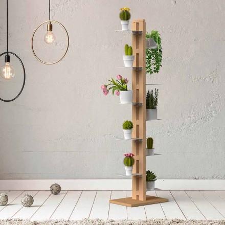 Faster Flora modern grytlappar kolonn i Italien