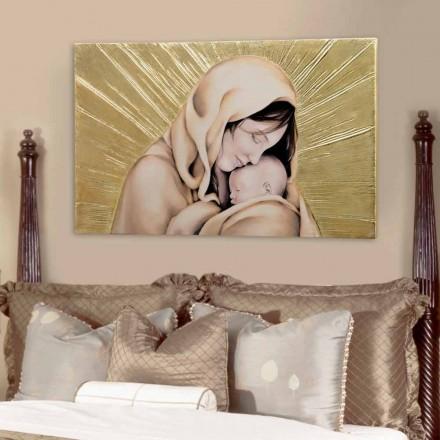 Handgjord oändlighet kärlekdesign affisch från Viadurini Decor