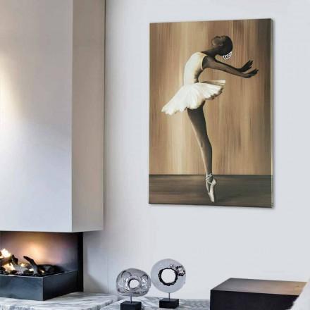 Modern designpanel Ballett av Viadurini Inredning gjord i Italien