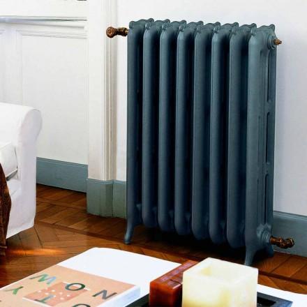 retro hydraulisk radiator gjutjärn i 3 kolumner av Tiffany Scirocco H