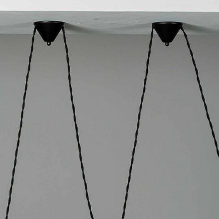 Lampans keramiska takkomposition Battersea 975ST - Toscot