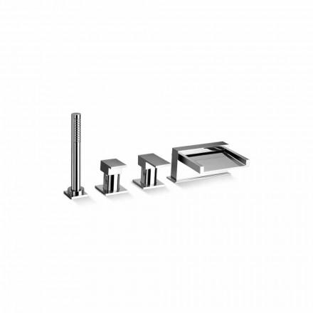 Tillverkad i Italien Design 4-håls badkar blandare - Bibo