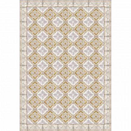 Bordslöpare av färgglad mönstrad design i Pvc och polyester - Dorado