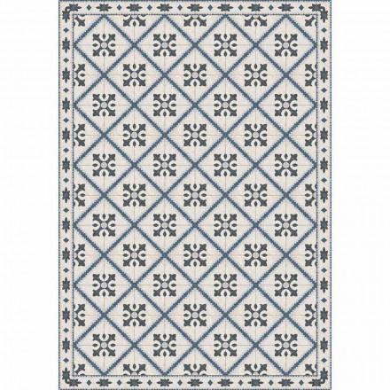 Bordslöpare i Pvc och polyester med modernt mönster - Berimo