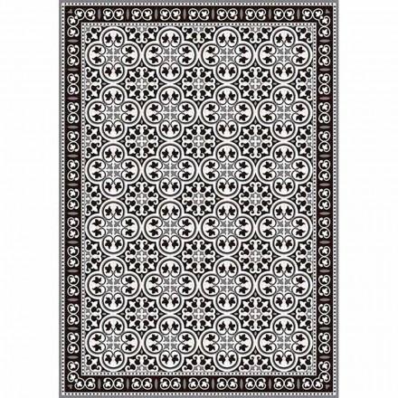 Bordslöpare i Pvc och polyester i svart, blå eller grå design - Lindia
