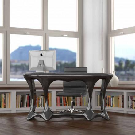 Modernt design skrivbord Batllò tillverkat i Italien