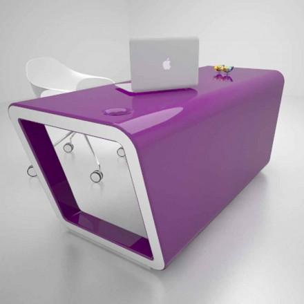 Designbord i Solid Surface Ego Made i Italien