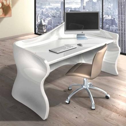 Velo modernt skrivbord, tillverkat i Italien