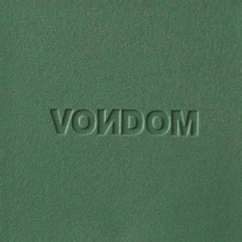 4-delad stapelbar uteserveringsstol i plast - Ibiza av Vondom