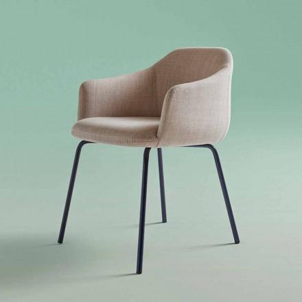 Matstol för modern design tillverkad i Italien - Cloe