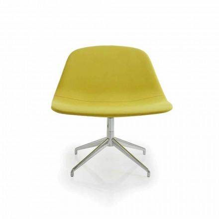från modern design kontorsstol Llounge, tillverkad i Italien av Luxy
