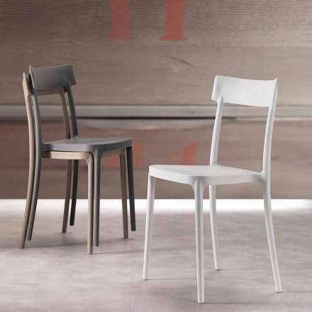 Monroe klassisk design stol