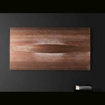 Selene Art & Light skans med strukturerad paneler 140xH75 cm