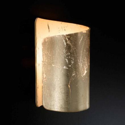 Selene Papiro applikationer crystal modern design som gjorts i Italien