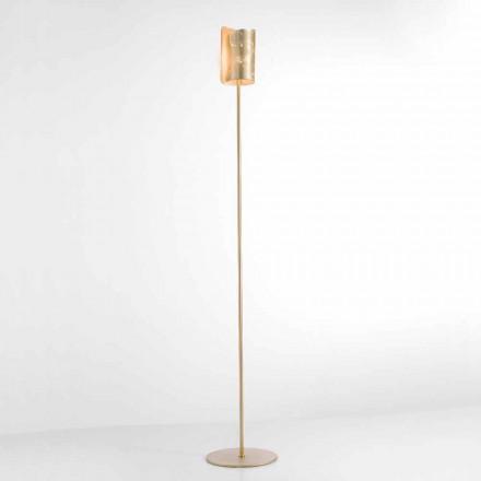 Selene Papiro designer golvlampa Crystal Ø15 H 180cm