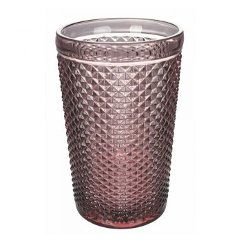 12 delar snidat glas drinkartiklar - Artemisia