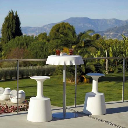 Hög barstol till utomhus Modern Slide Drink i Italien