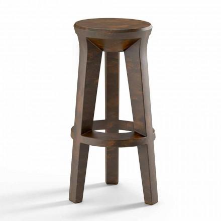 Hög design barstol i polyeten Tillverkad i Italien - Tinuccia