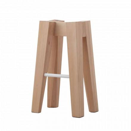 Kökspall i massivt bok eller högt design - Cirico