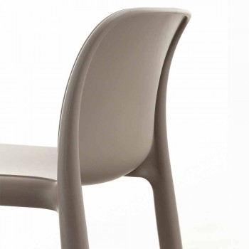 H65 hartsstol och modern glasfiber tillverkad i Italien Grosseto