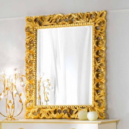Spegel klassisk design Ives, 100x120 cm