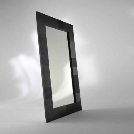 Mirror rektangulär mark Thalia, modern design